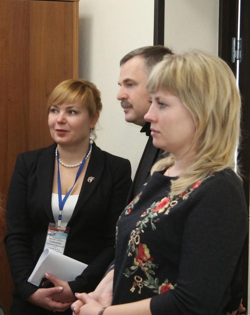 Встреча с руководителями образовательных учреждений Поволжского округа