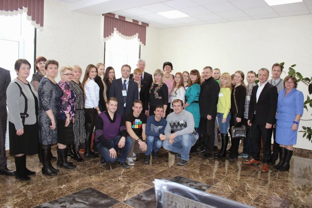 Встреча будущих выпускников с руководителями образовательных учреждений Поволжского округа